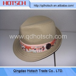 Wholesale china embroidery free pattern children bucket hat