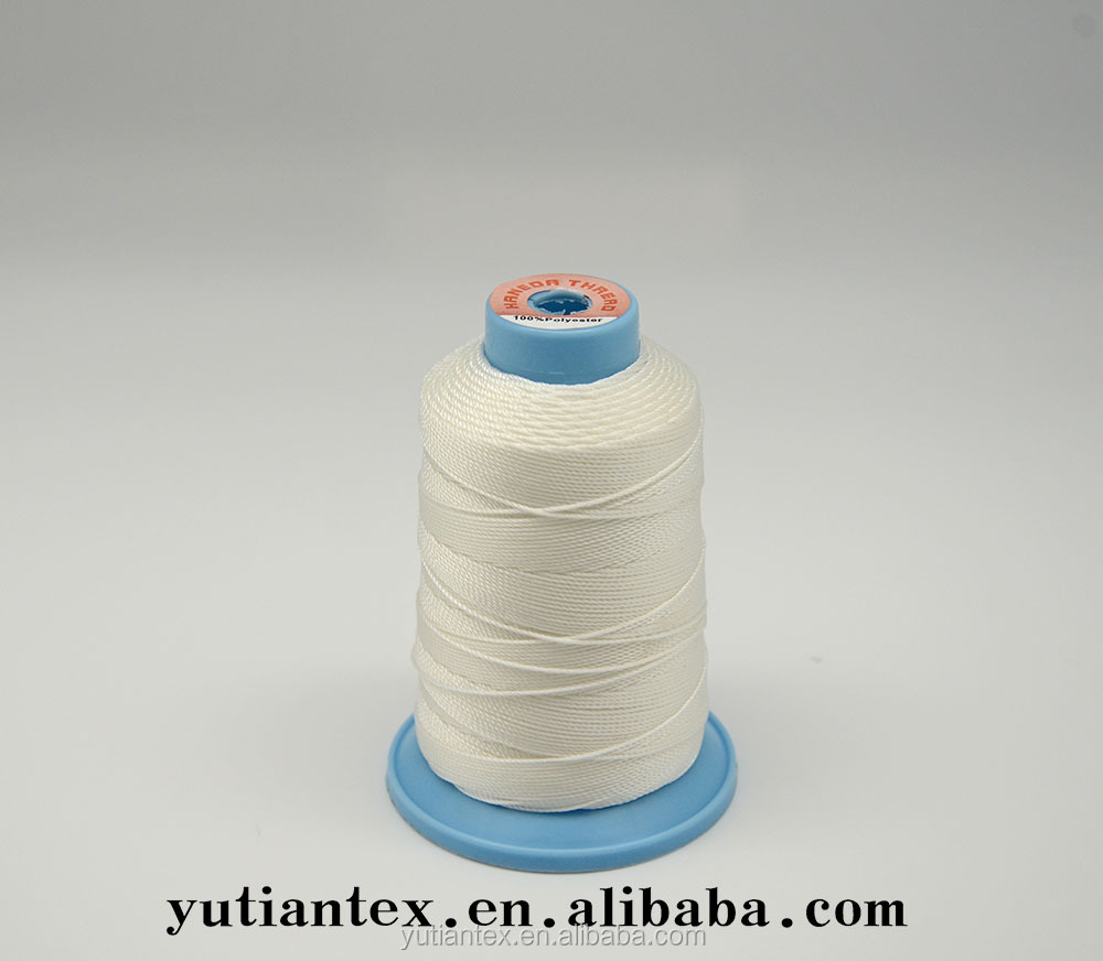 Dyed Super Tenacity Polyester bonded thread for Sport Shoes