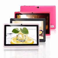 Cheap wholesale 7inch Q88 Tablet PC Android4.4 A33 8G Capacitive Screen WIFI tablet from OEM factory