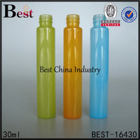 30ml Beauty Glass Cylinder Tube Glass