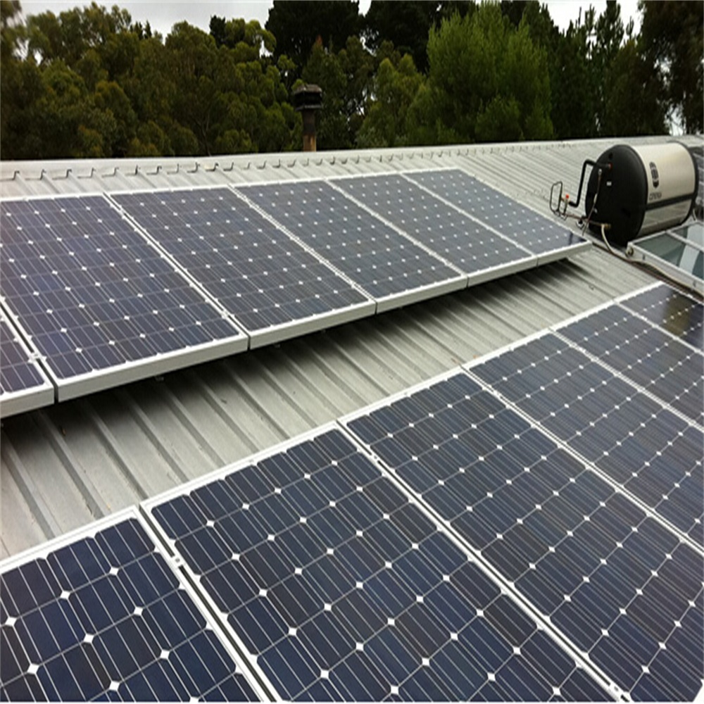Hot Sell Solar Panel Roof Fixings, Solar Panel Ground Mounting Frames