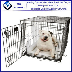 Metal Commercial Dog Cage /Metal Welded Wire Dog Cage Kennel
