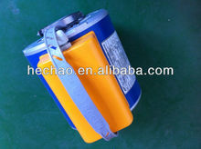 high efficiency 1/2hp,1/6hp two speed air conditioner motor, made in China
