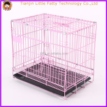 Hot sell indoor pink rabbit cage