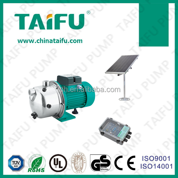 TSSGJ dc self priming solar water domestic booster pump