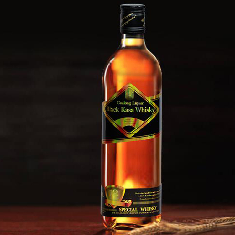 selling blended whisky producer with wholesale price,premium whisky brands customized oem