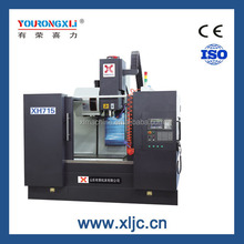 XH715 China Vertical 4 Axis CNC Milling Drilling Machine