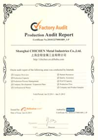 Factory Audit Reports