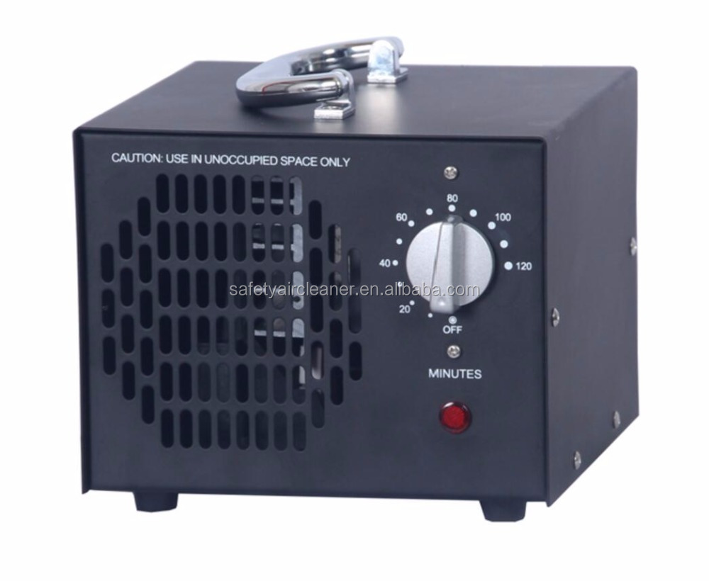 Industrial Ozone Air Purifier UV Ozone Generator for Bacteria
