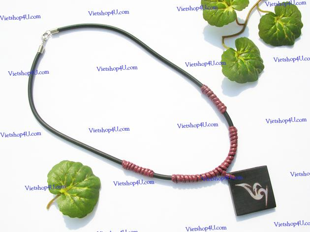 C001-Vietshop4u-Wood Beads Jewelry