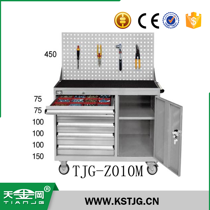 TJG-Z010M waterproof tool chest with craftsman tools