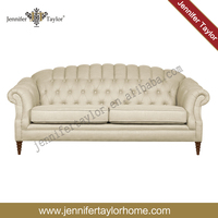 Wholesale indoor furniture high back chesterfield sofa