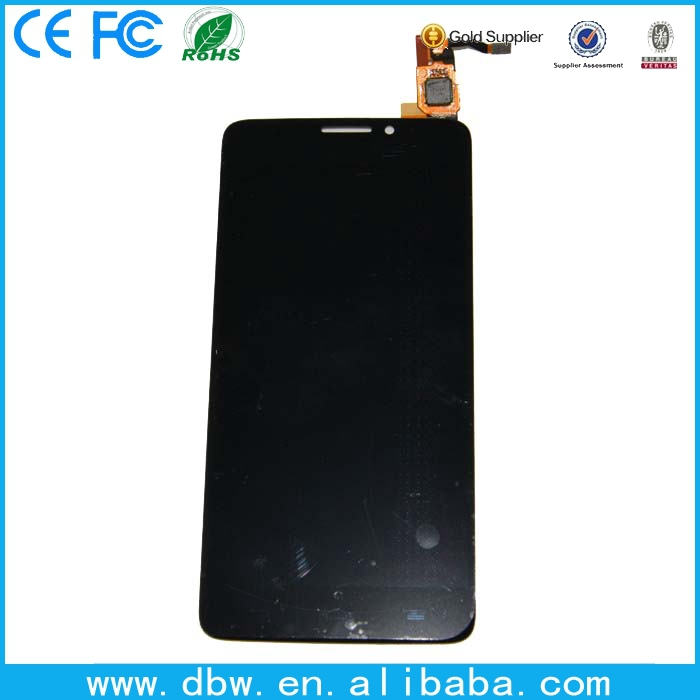 Mobile Phone LCD Screen for Alcatel OT6040 One Touch screen digitizer assembly