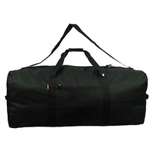 Heavy duty durable luggage travel weekend canvas duffle bag