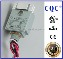 ANSI C136.24 & UL listed electric thermal photo control used for lighting control. Customize photocell 12v, 240v