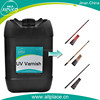 Wide range application Acrylic acid compound uv paint for fish rod