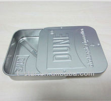 slide top metal tins