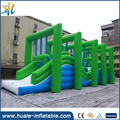 Hot sale cheap inflatable obstacle course for fun