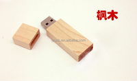 Wedding gift Wood USB 2.0 Memory Stick Flash pen Drive 8GB