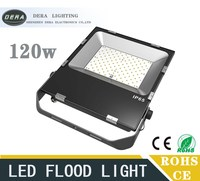 110 volt led flood light 120 watt led flood light 120w with Meanwell driver and philips led chips