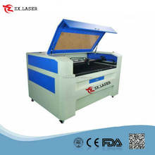High speed 80W CO2 CNC laser cutting machine for Metal , Acrylic , Wood