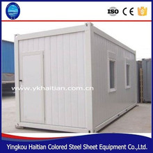 Steel Frame Mobile kitchen container modular sandwich panel material china prefabricated homes
