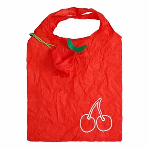 Custom Fashion Design eco folding reusable polyester shopping bags