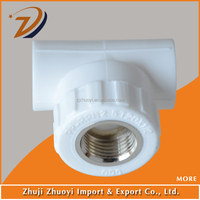 plastic female tee ppr fittings Threaded Tee