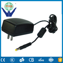 3 years warranty 60W AC DC adapter 18V 3.3A power supply adapter with UL FCC SAA TUV GS CB CE safety mark