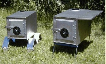 Titanium Portable Stoves