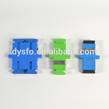 China manufacturer suppliers LC SC FC ST E2000 MU MTRJ MPO fiber optic adapter for networking