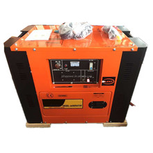 TOPOR CHINA Hot Sale 10KW Sllent Type Diesel Generator Manufacturer In Europe