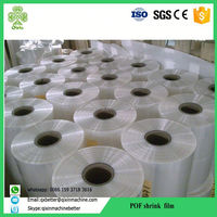 environmental packing shrink film with good quality