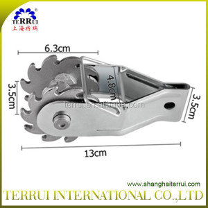 Inline Ratchet Wire Strainer Tensioner Fencing Electric Fence Energiser
