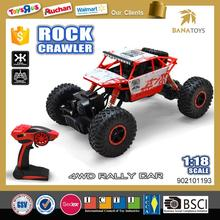 New and hot selling Christmas race car games four wheel drive toy car