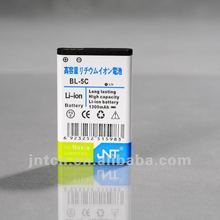 2012 For Nokia BL-5C mobile phone battery