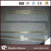 building material white natural/composite stair tread