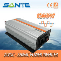 Factory Price 1200W DC24v to AC220v for air conditioner inverter