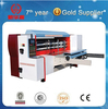 pizza corrugated carton box rotary die cutting making machine , food or some other packaging machine