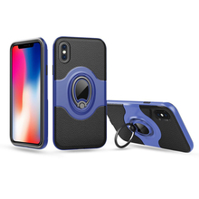 WinTop Slim Fit Dual Layer Drop Protective Kickstand Feature Armor Case for Apple iPhone X/ iPhone 10 5.8 inch