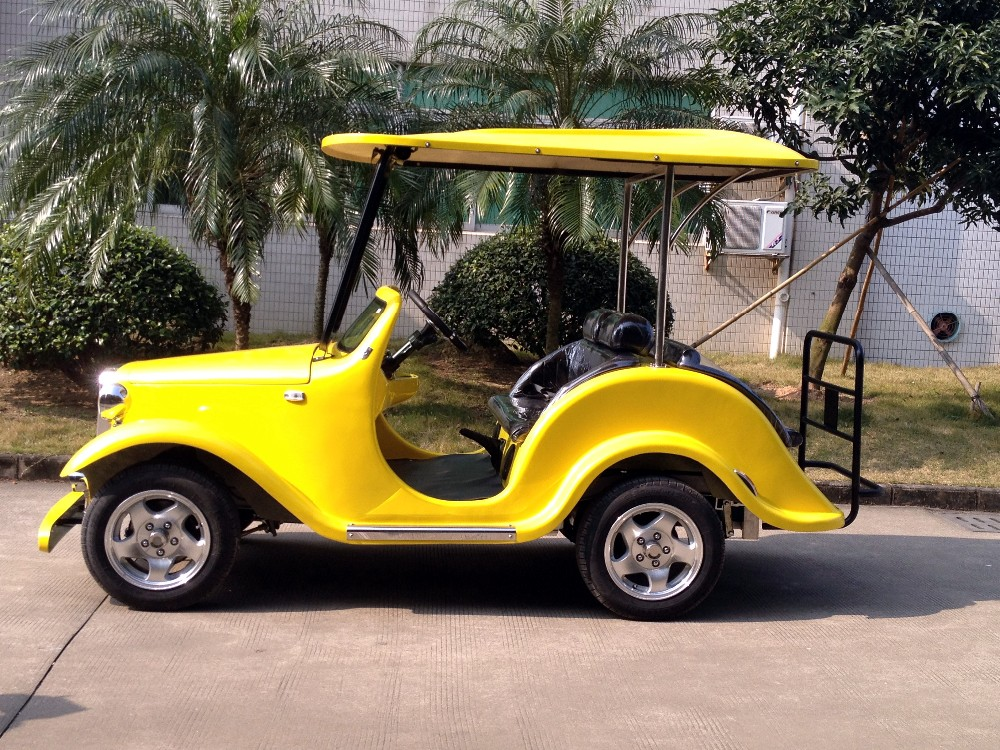 how to buy a golf cart
