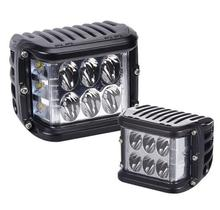 New Product Cube 4x4 LED light Offroad Motorcycle Side Shooter Driving Lights 45w 9LED