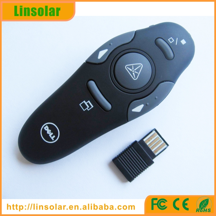 rf laser pointer wireless presenter ppt powerpoint presenter