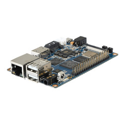 Factory Direct sale BPI-M3 banana pi M3 Wifi development board octa core 8GB eMMC better than orange pi /raspberry pi 3
