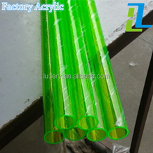 acrylic pipe tubing/ clear plastic sheets/ cast acrylic tube