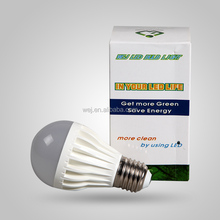 SMD led lighting bulb cost price, 5w7w9w12w e27 led bulb light distribution, CE ROHS E27 led bulb lighting factory price