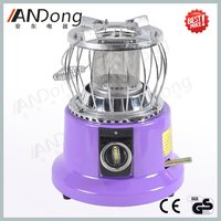 Ocarina gas heater/ gas heater and cooker 2 in 1