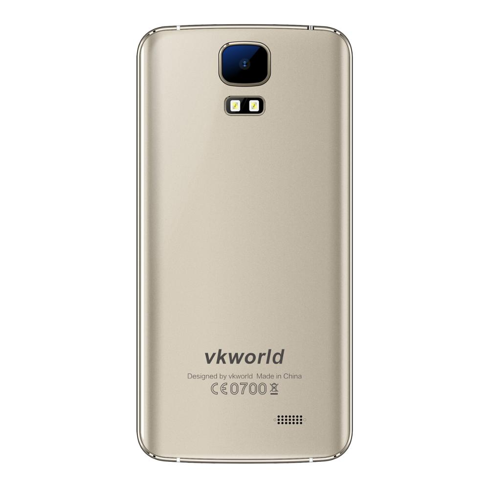 Original Mobile Phone Vkworld S3 5.5inch 1280*720 3G Smart Phone1G+8G 2MP+8MP MTK6580A 2600mAh Mobile Phone
