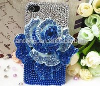 Olja bling 2014 fashion mobile rhinestone phone case for iphone 4/4s/5/5s