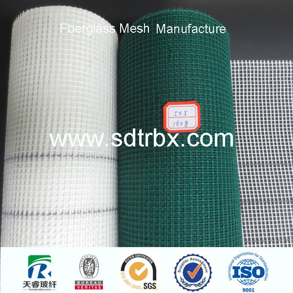 fiber glass mesh / fiber mesh for concrete